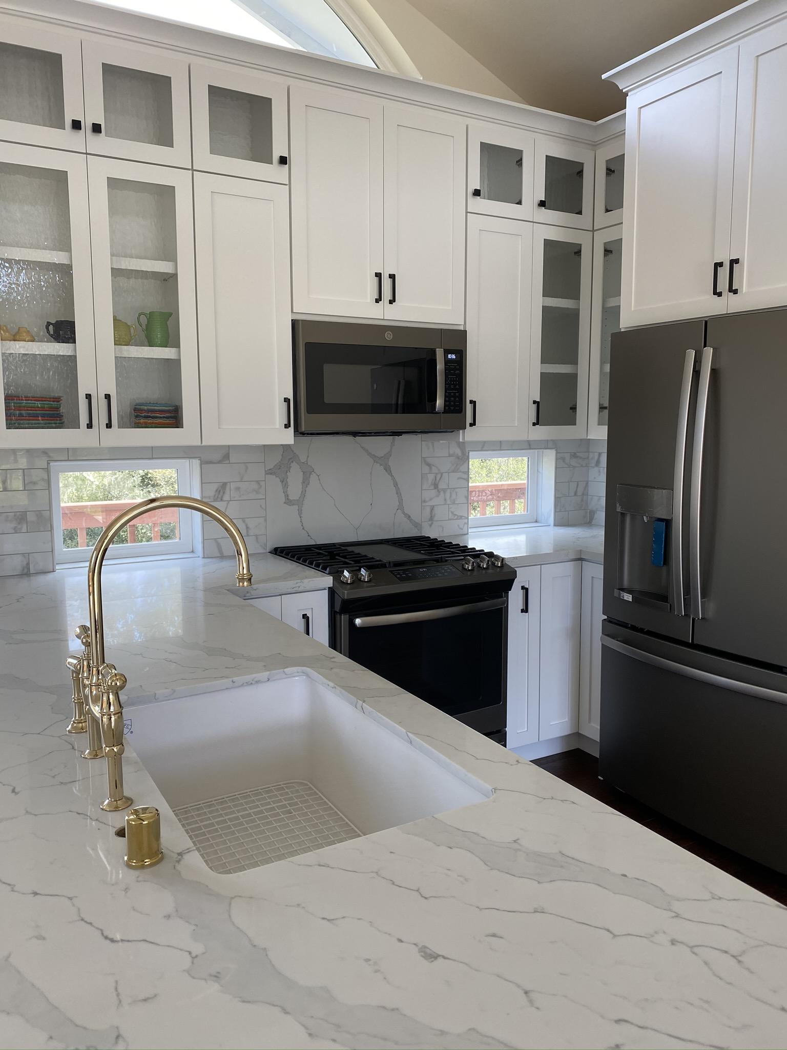 Custom kitchen gallery